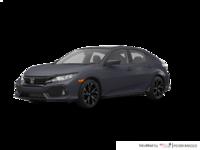 2018 Honda Civic hatchback SPORT HONDA SENSING | Photo 3 | Polished Metal Metallic
