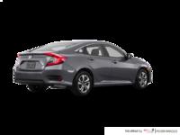 2018 Honda Civic Sedan LX | Photo 2 | Modern Steel Metallic