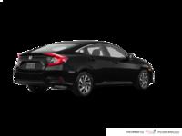 2018 Honda Civic Sedan SE | Photo 2 | Crystal Black Pearl