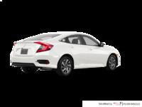 2018 Honda Civic Sedan SE | Photo 2 | Taffeta White