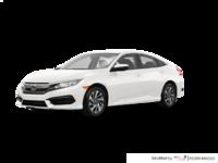2018 Honda Civic Sedan SE | Photo 3 | Taffeta White
