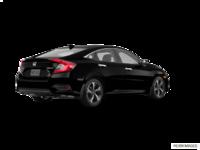 2018 Honda Civic Sedan TOURING   Photo 2   Crystal Black Pearl