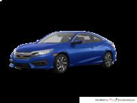 2018 Honda Civic Coupe LX-HONDA SENSING | Photo 3 | Aegean Blue Metallic