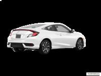 2018 Honda Civic Coupe LX   Photo 2   Taffeta White
