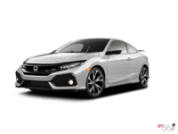 2018 Honda Civic Coupe SI | Photo 3 | White Orchid Pearl