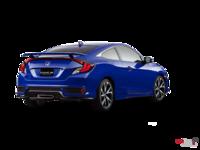 2018 Honda Civic Coupe SI | Photo 2 | Aegean Blue Metallic