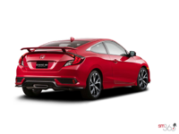 2018 Honda Civic Coupe SI | Photo 2 | Rallye Red