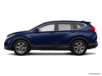 2018 Honda CR-V EX-L   Photo 1   Obsidian Blue Pearl