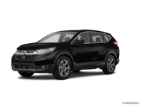 2018 Honda CR-V EX-L   Photo 3   Crystal Black Pearl