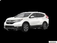 2018 Honda CR-V EX-L | Photo 3 | White Diamond Pearl