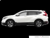 2018 Honda CR-V LX-2WD   Photo 1   White Diamond Pearl