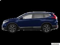 2018 Honda CR-V TOURING   Photo 1   Obsidian Blue Pearl