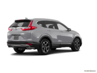 2018 Honda CR-V TOURING   Photo 2   Lunar Silver Metallic