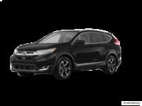 2018 Honda CR-V TOURING   Photo 3   Crystal Black Pearl