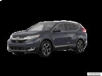 2018 Honda CR-V TOURING   Photo 3   Modern Steel Metallic