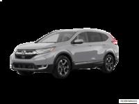 2018 Honda CR-V TOURING   Photo 3   Lunar Silver Metallic