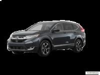 2018 Honda CR-V TOURING   Photo 3   Gunmetal Metallic