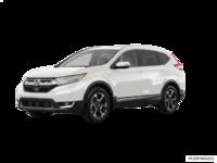 2018 Honda CR-V TOURING   Photo 3   White Diamond Pearl