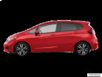 2018 Honda Fit EX-L NAVI | Photo 1 | Milano red