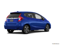 2018 Honda Fit EX-L NAVI | Photo 2 | Aegean Blue Metallic