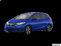 2018 Honda Fit EX-L NAVI | Photo 3 | Aegean Blue Metallic