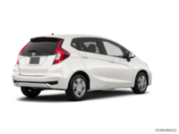 2018 Honda Fit LX-SENSING | Photo 2 | White Orchid Pearl