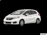 2018 Honda Fit LX-SENSING | Photo 3 | White Orchid Pearl