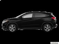 2018 Honda HR-V LX | Photo 1 | Crystal Black Pearl