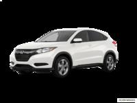 2018 Honda HR-V LX | Photo 3 | White Orchid Pearl