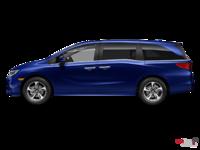 2018 Honda Odyssey EX-L NAVI | Photo 1 | Obsidian Blue Pearl