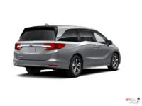 2018 Honda Odyssey EX-L NAVI | Photo 2 | Lunar Silver Metallic