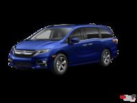 2018 Honda Odyssey EX-L NAVI | Photo 3 | Obsidian Blue Pearl
