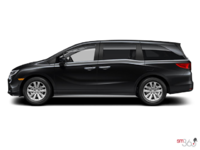 2018 Honda Odyssey LX | Photo 1 | Crystal Black Pearl