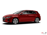 2018 Hyundai Elantra GT GL | Photo 3 | Fiery Red