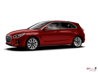 2018 Hyundai Elantra GT SPORT ULTIMATE | Photo 3 | Fiery Red