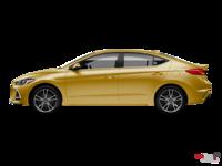 2018 Hyundai Elantra Sport BASE | Photo 1 | Blazing Yellow