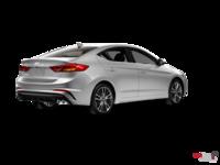 2018 Hyundai Elantra Sport BASE | Photo 2 | Platinum Silver