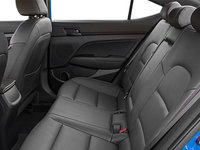 2018 Hyundai Elantra Sport BASE | Photo 2 | Black Leather w/Red Stitching