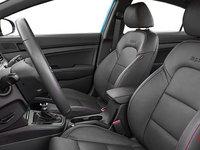 2018 Hyundai Elantra Sport BASE | Photo 1 | Black Leather w/Red Stitching