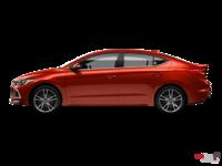 2018 Hyundai Elantra Sport TECH | Photo 1 | Phoenix Orange
