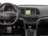 2018 Hyundai Elantra Sport TECH | Photo 3 | Black Leather w/Red Stitching
