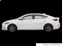 2018 Hyundai Elantra GL | Photo 1 | Polar White