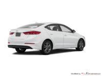 2018 Hyundai Elantra GL | Photo 2 | Polar White