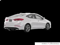 2018 Hyundai Elantra GLS | Photo 2 | Polar White