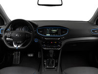 2018 Hyundai Ioniq Electric Plus LIMITED | Photo 3 | Black Leather
