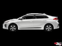 2018 Hyundai Ioniq Electric Plus SE | Photo 1 | Polar White