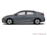 2018 Hyundai Ioniq Hybrid BLUE   Photo 1   Iron Grey