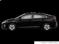 2018 Hyundai Ioniq Hybrid BLUE   Photo 1   Phantom Black