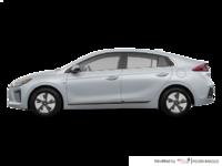 2018 Hyundai Ioniq Hybrid BLUE   Photo 1   Platinum Silver