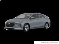 2018 Hyundai Ioniq Hybrid BLUE   Photo 3   Iron Grey